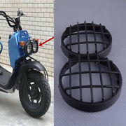 Headlight Cover Grille Guard Moped Scooter Fit For Yamaha Bws100 Honda Zoomer