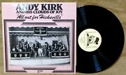 Uk Jazz Lp Andy Kirk And His Clouds Of Joy All Out For Hicksville 1985 Hep 1007