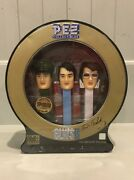 Elvis Presley Limited Edition Pez Dispenser Set Of 3 Collectible Cd In Package