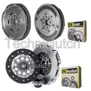 Luk 3 Part Clutch Kit And Luk Dmf For Bmw 5 Series Saloon 528i