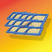 12 Air Filters Fits Briggs And Stratton 3-1/2 And 5 Hp Quantum Engines Top Starter