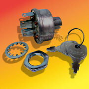 Ignition Switch Fits Lawn And Garden Tractors With Briggs Ohv Vanguard Engines