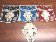 Oa Ktemaque Lodge 15 2015 Noac Two Piece Sets 16 Of Only 25 Sets Made