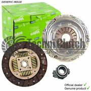 Valeo Complete Clutch Kit For Volvo 940 Saloon 1986ccm 112hp 82kw Petrol