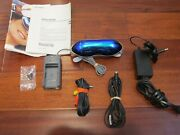 """Sony Plm-a35 Glasstron Personal Lcd 0.55"""" Screen 800 H X 225 Fpv Vr Goggles"""