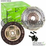 Valeo 2 Part Clutch Kit And Align Tool For Mercedes-benz Vito Bus 113 2.0