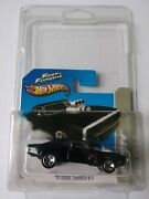 Hot Wheels 2013 Fast And Furious Andlsquo70 Dodge Charger R/t Vhtf Short Card In Case