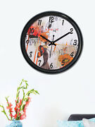 Wall Clock Butterfly Perfectly Made High Quality Movement Machine Designer