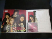 Queen I Uk Sealed Cd In Box W Unseen Photo Book Poster T-shirt Freddie Mercury