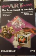 Smartbook Smart Mart To The Arts 1996 By Patterson Chicago Il Art Dance Theater