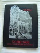 2000 Hume Fogg High School Yearbook Nashville Tennessee Techand039s Book