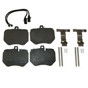 11-18 Bentley Continental Gt Front Carbon Ceramic Brake Pads 3w0698151ab