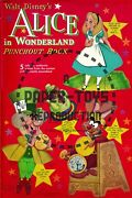 Vintage Reprint - 1951 - Alice In Wonderland Punch-out Book - Reproduction