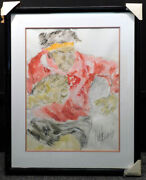 Nelson Rugby Original Watercolor Painting On Paper Artwork Art Make Offer