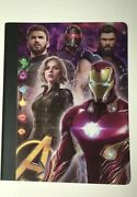 Marvel Avengers Infinity War Iron Man Captain America 100 Page Notebook