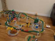 Andnbspfisher Price Geotrax Train Sets. Great Condition. 10 Sets. Trains And Tracks