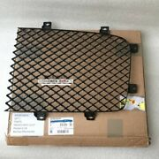 Bentley Continental Flying Spur Left Radiator Grille Black-glossy 4w0853683a