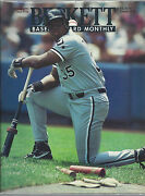 Lot Frank Thomas January, 1994 Beckett With Nolan Ryan On Back And May 1996 Issue