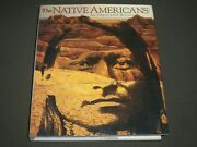 1993 The Native Americans Hardcover Book By Betty And Ian Ballantine - I 1518