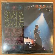 Sealed Frank Sinatra W/ Count Basie And Quincy Jones [at The Sands] 2f-1019