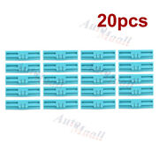 20pc Windshield Moulding Clips For Lexus Gx460 Is F Is250 Is350 Clip 75545-53011