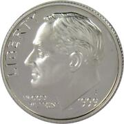 1999 S Roosevelt Dime Choice Proof 90 Silver 10c Us Coin Collectible