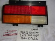 Used Vintage Cheverolet Cavalier 1983and039 Leftside Tail Light Drivers Quality