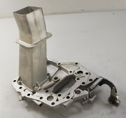 Fa404680 F85660-1 Chrysler 1975-76 Spacer Plate And Exhaust Tube 75 90 105 120+ Hp