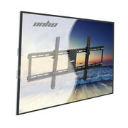 Extra Large Universal Super Thin Fixed Tv Wall Bracket Up To 85 Inch Flat Screen