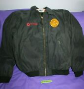 Weatherproof Embroidered Ted Williams Museum Jacket Orlando Fl Size Xl Chase