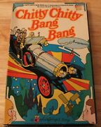 Chitty Bang 1968 Colorforms Toy Vintage Complete Pieces Box Booklet Playset Look