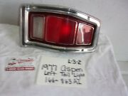 Used Vintage Dodge Aspen Sw 1977and039 Leftside Tail Light Drivers Quality