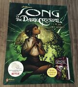 Jim Henson's Song Of The Dark Crystal Nycc Comic Con Promo Poster New 11 X 17