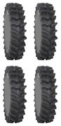 Four 4 System 3 Xm310r Atv Tires Set 2 Front 36x9-20 And 2 Rear 36x9-20
