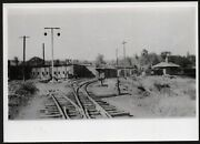Sandy River And Rangeley Lakes Railroad 5x7 Photo 1 Phillips Me Roundhouse/shop