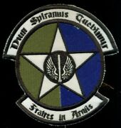 Usaf Tacp Fratres In Arms Special Operations Patch T-4