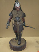 Sideshow The Lord Of The Rings Lurtz Premium Format Figure Exclusive