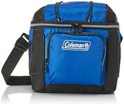 Coleman 9-can Soft Cooler With Removable Liner Assorted Colors