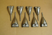 Set Of 8 Modern Sonor Bass Drum Tenson Rods + Claws For Your Drum Set P56