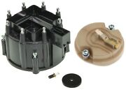 Professional Distributor Cap And Rotor Kit Acdelco For Impala C15 C25 L15 V8