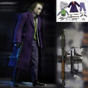 The Best Toys 1/6 Scale Joker Full Clothing Sets For 12 Figure Body In Stock