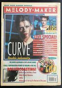Melody Maker 14 March 1992 - The Cure, Daisy Chainsaw, Pearl Jam, Sugarcubes