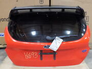 2016-2018 16-18 Ford Focus Rs Trunk Lid W/ Rear View Camera Oem Lkq