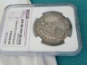 1860 0 Seated Liberty Silver Dollar 1 Us Coin Ngc Au Details Us Coin