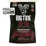 Fortified Deer Blend 40 Lb. Dietary Boost Whitetails Big Tine 30-06 Cherry Rush
