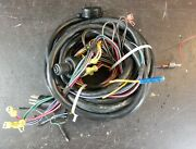 Force External Wiring Harness 40 50 Hp 24and039 9 Pin Male Style Plug