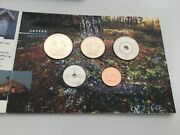 Norske Mynter 2003 Coins Of Norway Uncultivated