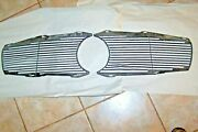 Pair Front Grille Screen Mercedes W113 Pagoda 230sl 250sl 280sl Used Original