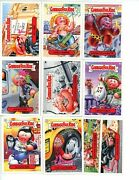 2019 Garbage Pail Kids Nyc Takeover Complete C Set 10 Cards Topps On Demand Rare