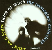 Twice As Much Sittin On A Fence Complete Immediate Anthology Cd 28 Tracks Remast